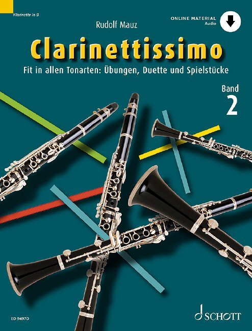 Clarinettissimo Band 2