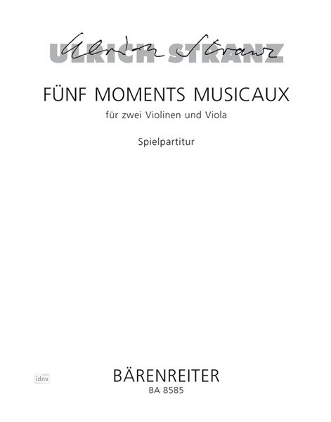 5 moments musicaux